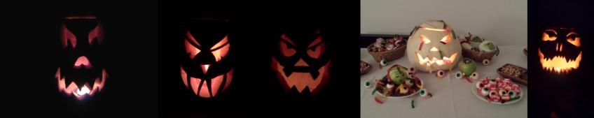 joined halloween photos