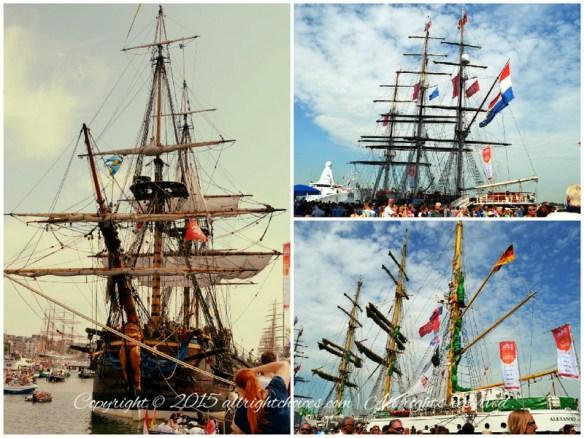 amsterdam sail 1