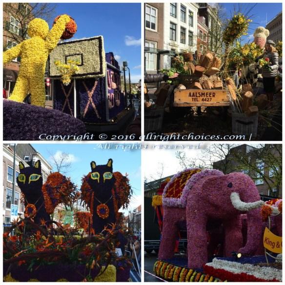 Bloemenparade flower parade netherlands 2016