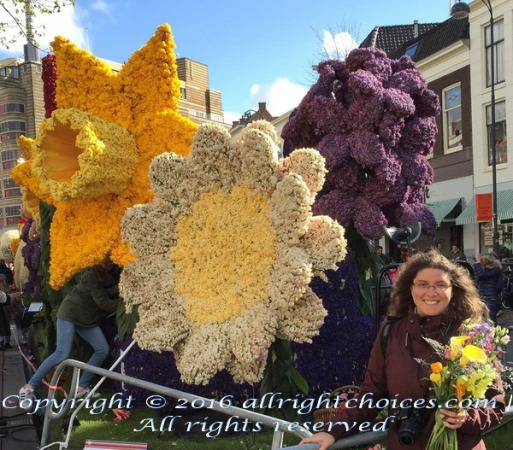 flower parade netherlands 2016