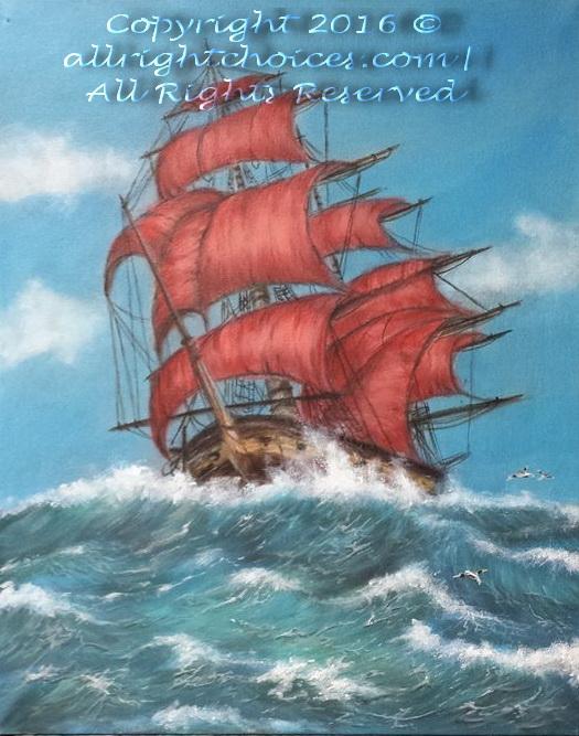 scarlet-sails